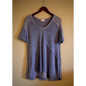 Altar'd State Textured Tunic